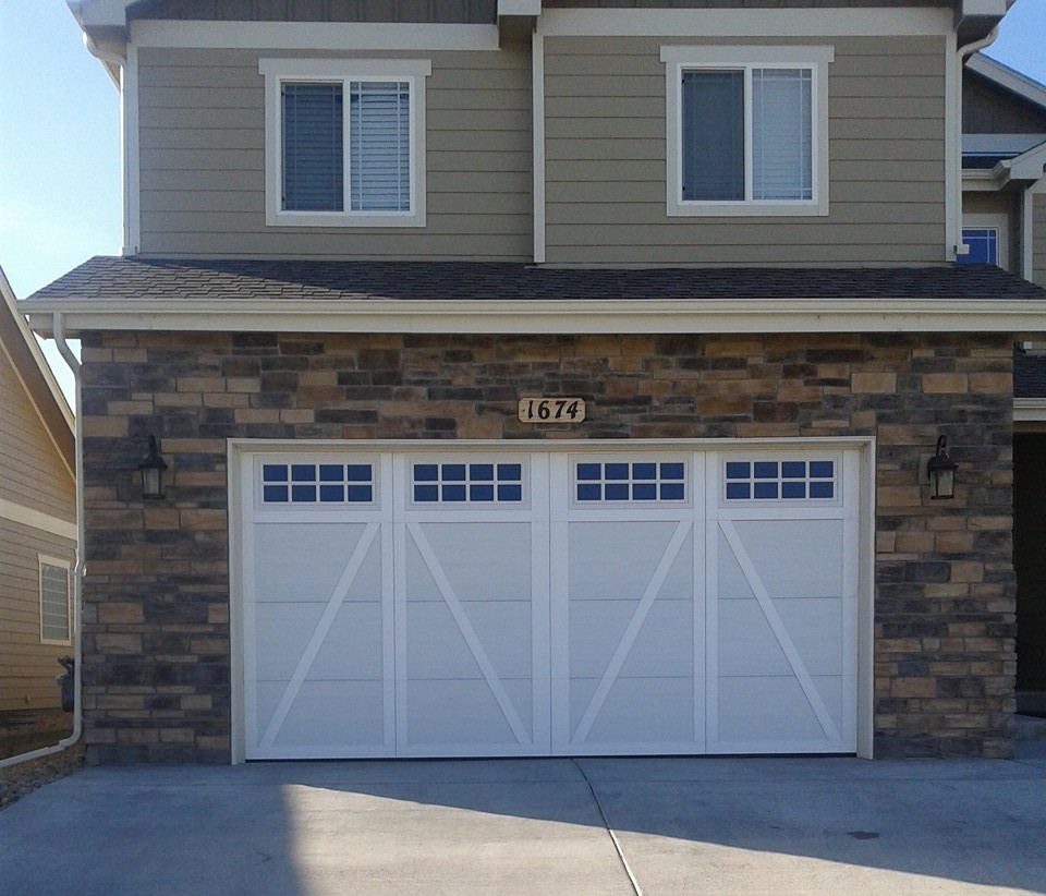 Garage door repair loveland fort collins co spencer for Garage door service fort collins